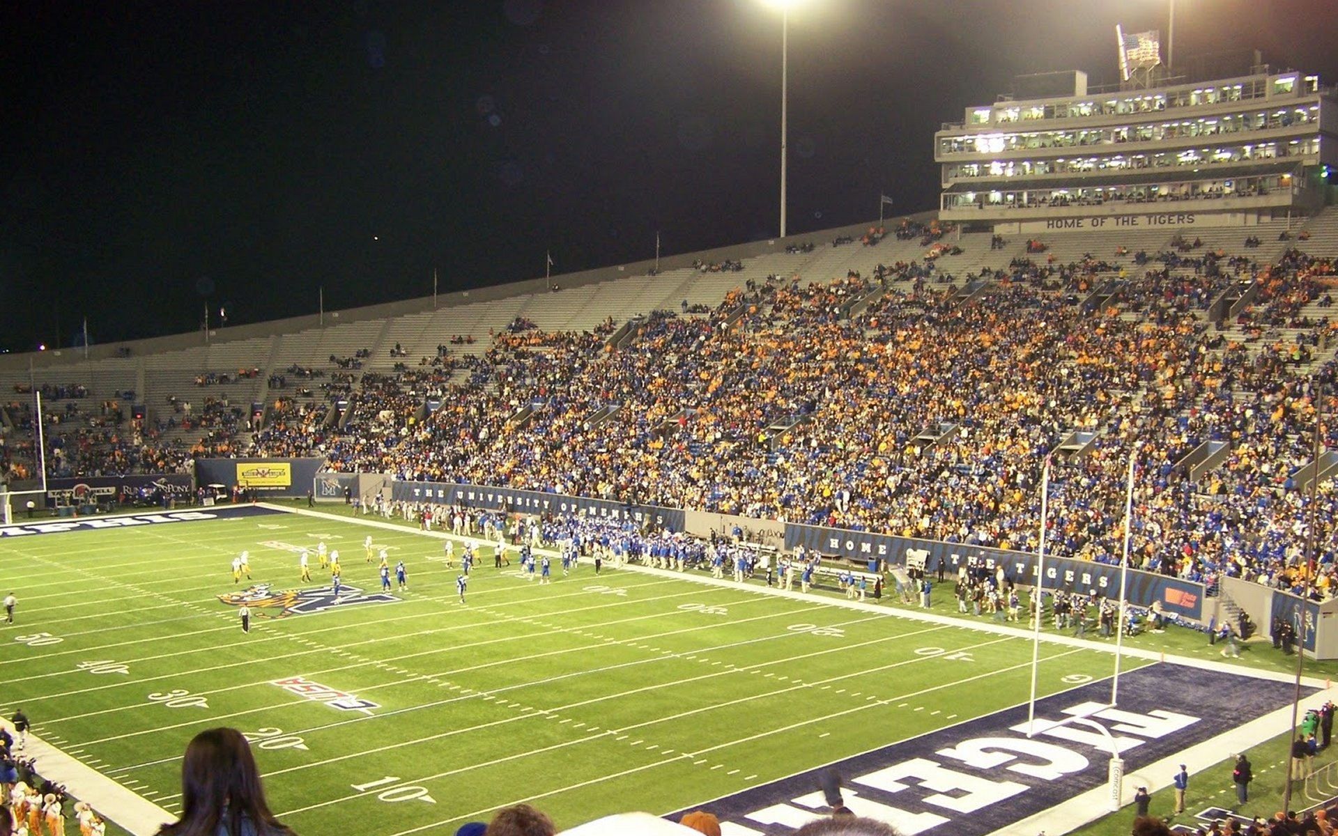 American Athletic Conference College Football Stadiums